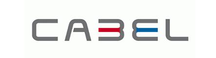 Logotipo de la marca de Almagrupo: Cabel