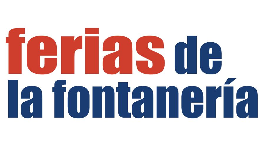 logotipo de ferias de la fontanería